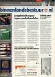 architecture magazines - Binnenlands Bestuur - Monolab