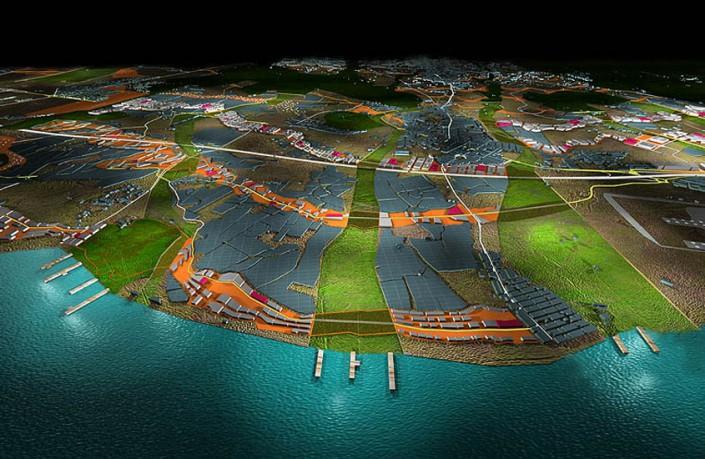 Webbing, soft urbanism, Flowpolis, COAC Collegio de Arquitectos de Canarias