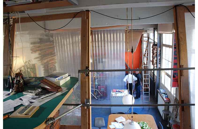 Mozaïek Rotterdam, lifestyle tour, 2007 Rotterdam City of Architecture