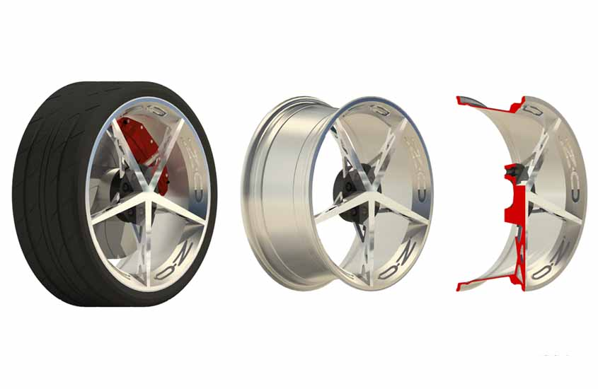 blades, ReDesign the Wheel, OZ Italy, alloy race wheel design
