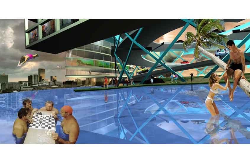 Infrabodies, Schieplein, urban turbine, urban vacuums, urban nodes, infra architecture